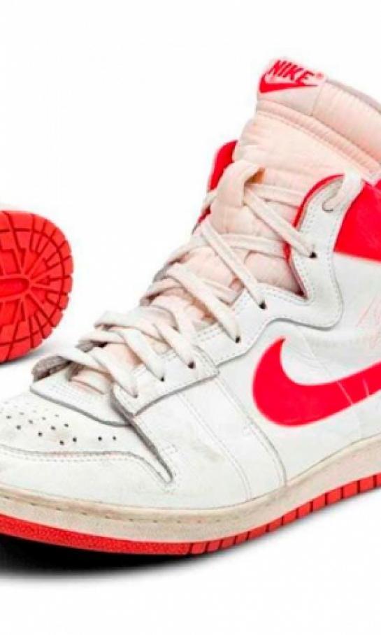 subastaran-sneakers-utilizados-por-michael-jordan